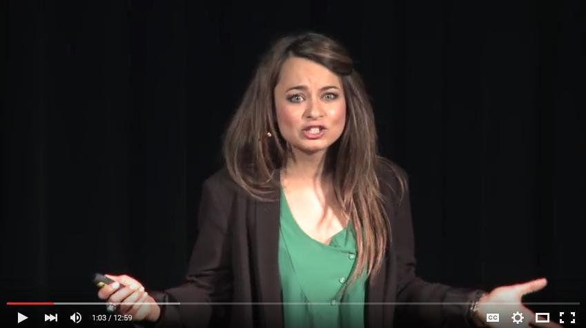Made in Australia : Mariam Hakim at TEDxCanberra Women